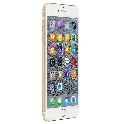 New Apple iPhone 6S Plus 64GB FACTORY UNLOCKED GSM Gold Smartphone