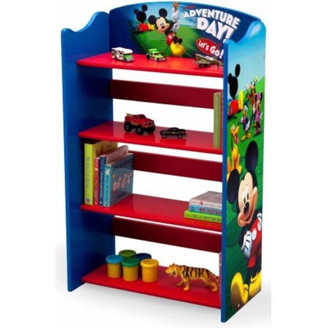 Disney Mickey Mouse Bookshelf