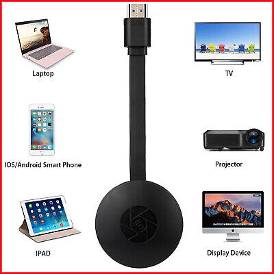 Chromecast 4th Generation 1080P HD HDMI Media Video Digital Streamer For Google