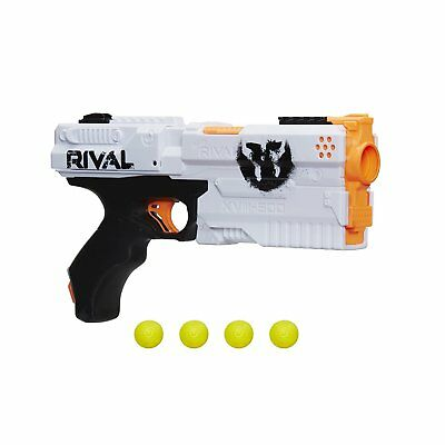 Nerf Rival Gun N-Strike Blaster Gun Breech-load Blaster for Kids Teen Gifts