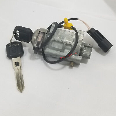 OEM Ignition Switch Cylinder For Chevrolet Corvette 97-04 w/ Keys - Choose Value