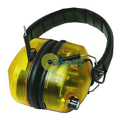 Electronic Expert Ear Defenders Protection Folding Safety 30db