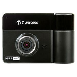 Transcend 32GB DrivePro DP520 GPS Wifi Dual Lens Car DVR Camera FHD 1080p
