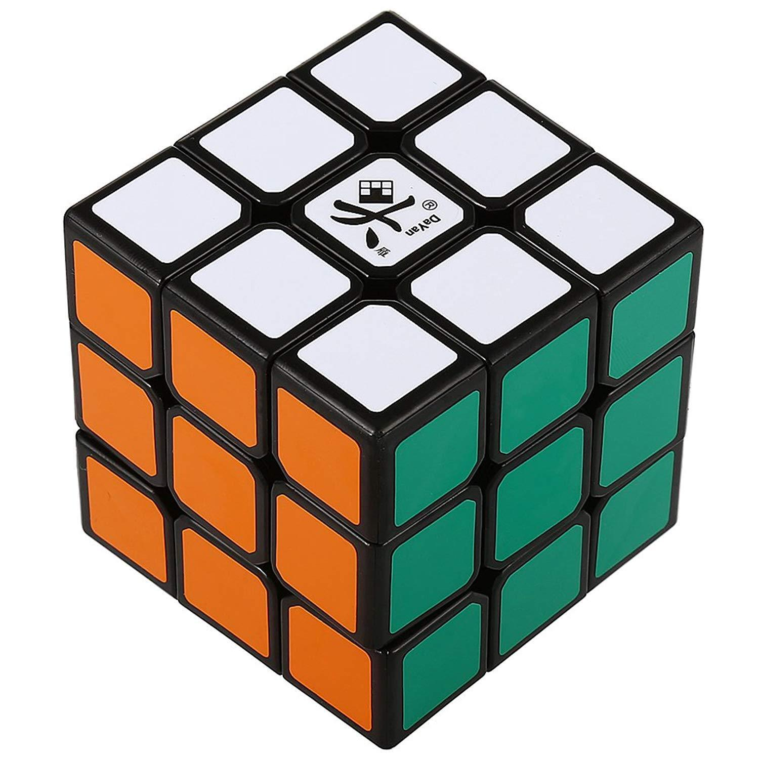 Dayan ZHANCHI 3x3x3 Magic cube Professional Speed cube Smooth 57mm Twist Puzzle