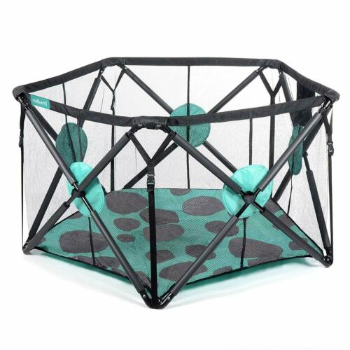 Milliard Playpen for Travel, Indoor and Outdoor Play Yard Pen (Large)