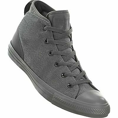 Amputee RIGHT Shoe Converse Chuck Taylor All Star Syde Street Mid Sneaker W10 M8