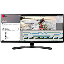 "LG 34"" UltraWide FreeSync IPS Monitor 3440 x 1440 21:9 34UM88C"