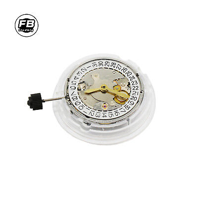 Clone eta 2824 automatic movement silver color For asian shanghai 2824 Eta Watch Parts
