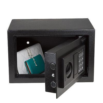Handgun Insulate Safe Chest Digital Security Box Electronic Lock Vault Gun Pistol