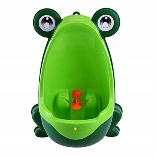 Frog Children Potty Training Toilette Urinal Baby Toddler Funny Whirling Target
