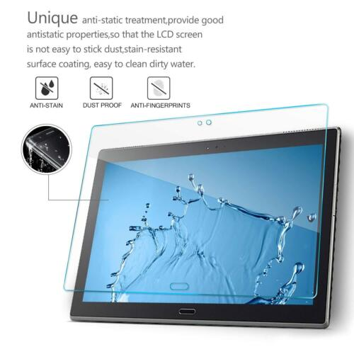 """Tablet Tempered Glass Screen Protector Cover For Lenovo Tab 4 10/"""""""