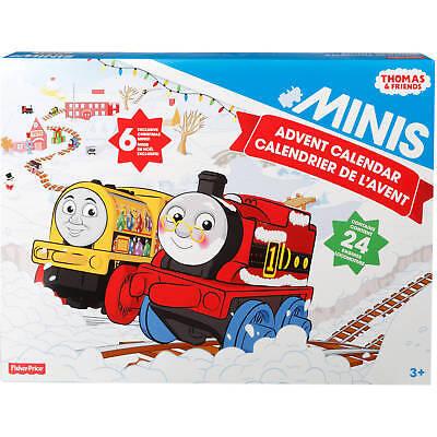 Thomas & Friends 2016 MINIS Advent Calendar [24 Engines] NEW SHELF PULL