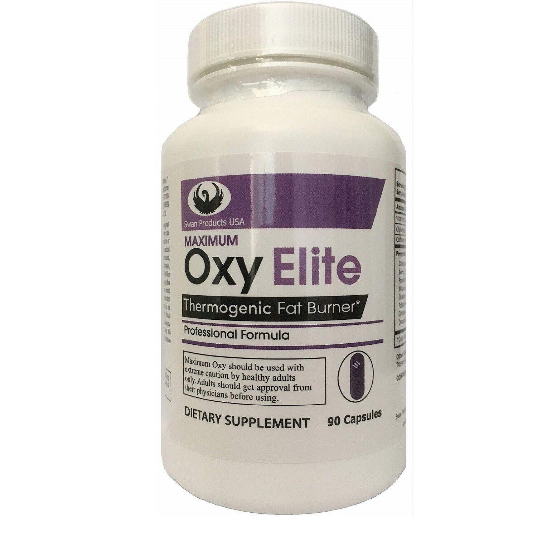 SWAN Max OxyElite Pro Strength Thermogenic Fat Burner Weight