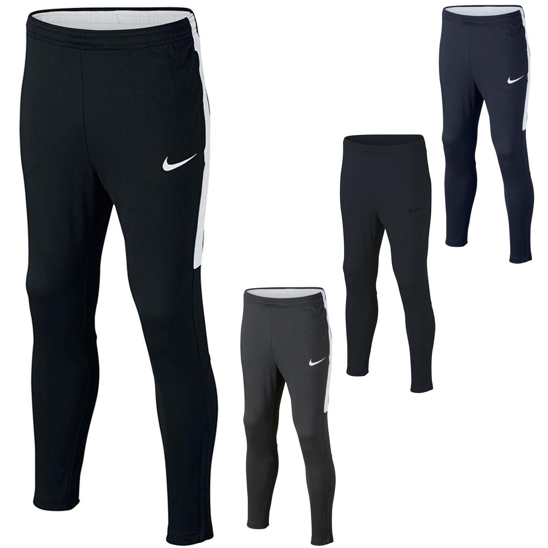 9a234e2dd8667 Nike Jungen Hose Junior Fußball Training Jogginghose Kinder Größe S M L XL