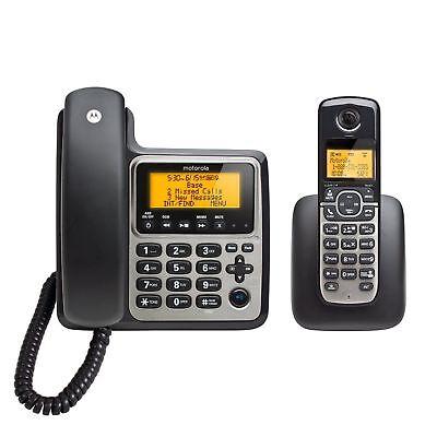 Motorola M802C dect_6.0 2-Handset Landline Telephone - BRAND NEW (Motorola Landline Telephone)
