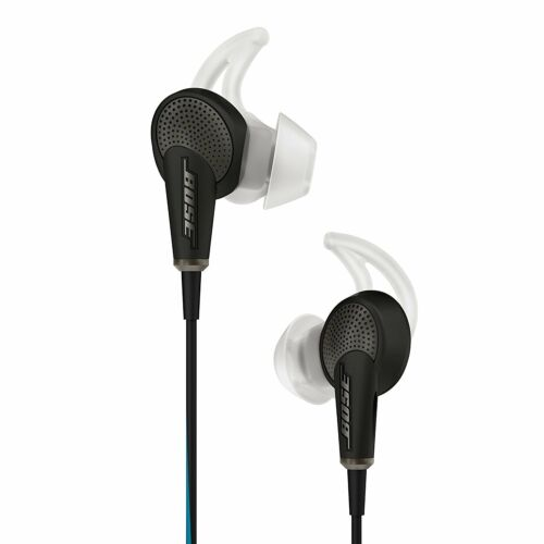 Bose QuietComfort 20 Noise Cancelling In-Ear Headphones - Fa