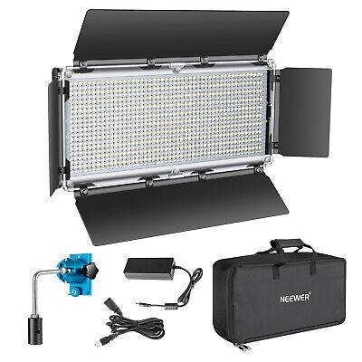 960 LED Video Light Photography LED Lighting Dimmable 3200-5600K