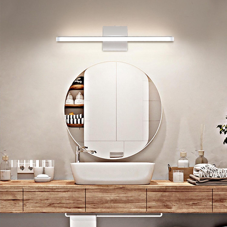 modern led bathroom wall lamp vanity front