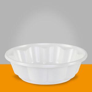 100 Salatschalen 180ml / Plastikschale / Dessertschale / Salatschüssel / Einweg