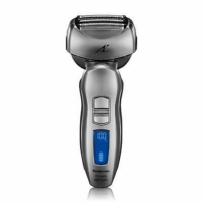 Panasonic ES-LA63-S Arc4 Men's Electric Razor, 4-Blade Cordless with Wet/Dry Sha Dry Arc 4 Shaver