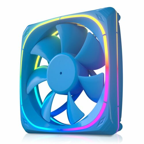 darkFlash MR12 1 Pack Gaming PC Case Cooling Fan 120mm Addre