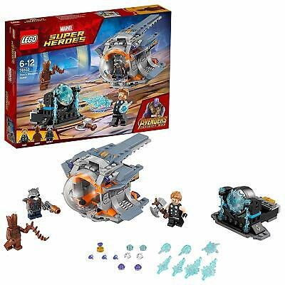 LEGO Thor's Weapon Quest Set Marvel Super Heroes Avengers Infinity War Kids Toy