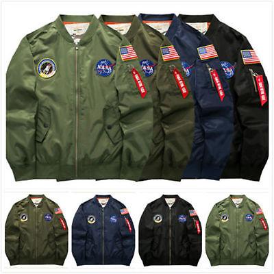 an Uni amerikanischer College-Bomber Fliegerjacke für Männer (Rot Letterman Jacke)
