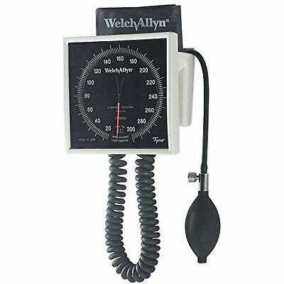 Welch Allyn 767 Tycos Wall Mount Aneroid 7670-01