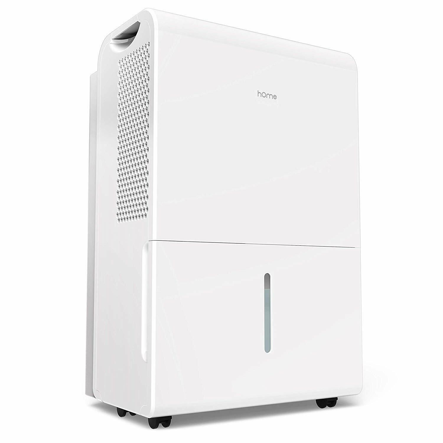 HOmeLabs 70 Pint 4,000 Sq. Ft Energy Star Dehumidifier For E