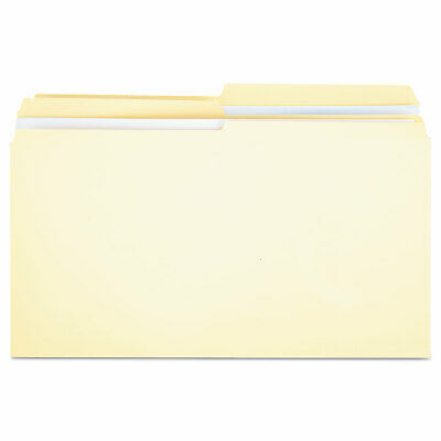 Universal File Folders 12 Cut Two-ply Top Tab Legal Manila 100box 16122