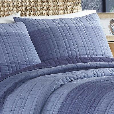 Nautica Quilt Full Queen Bedding Comforter Bedsheet Sheets Bed Mattress Cotton