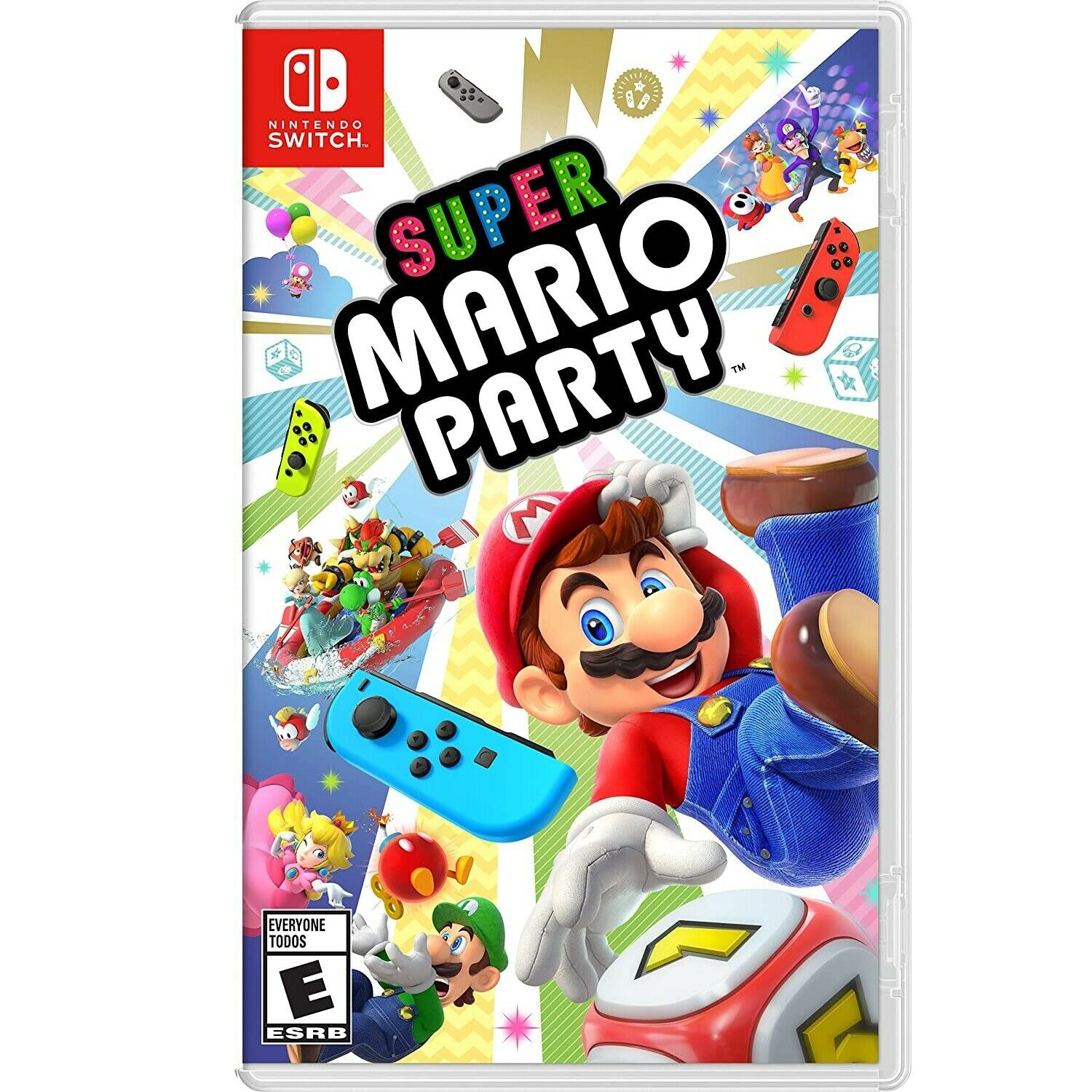Super Mario Party  Includes Case and Cartridge