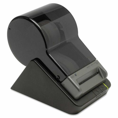"Seiko SLP 650 Smart Label Printer Maker 2.28"" max paper width 300 DPI"