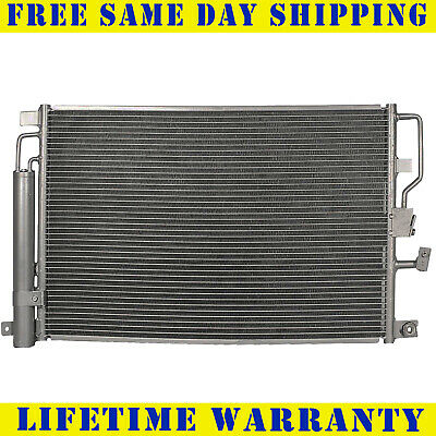 AC Condenser For Chevrolet Equinox 3.4 Pontiac Torrent 3.4 3468