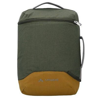 Confederate Umhängetasche Rucksack 44cm Laptopfach (olive trout) - Confederate Polyester