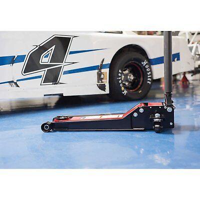 2 Ton Capacity Service Jack Red Low Rider Vehicle Car Lift Flat Tire Garage Tool