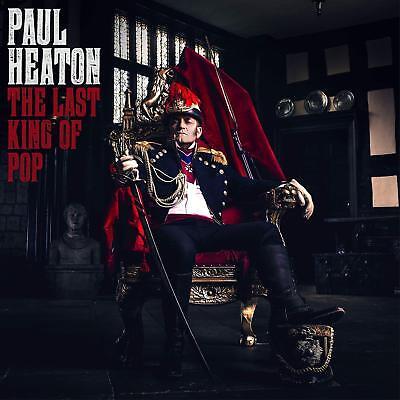PAUL HEATON THE LAST KING OF POP GREATEST SONGS DOUBLE VINYL (16//11/2018)