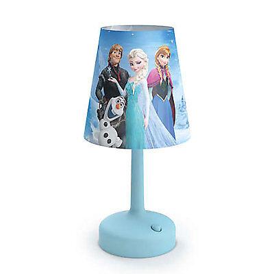 Philips Disney Frozen Portable Children Kids 10-Inch Bedside