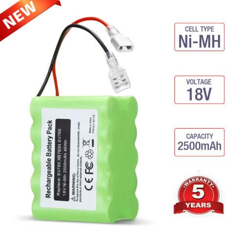 18V 2.5Ah Battery For Shark SV780-N XB780N SV760 Cordless Pet Vacuum Cleaners US