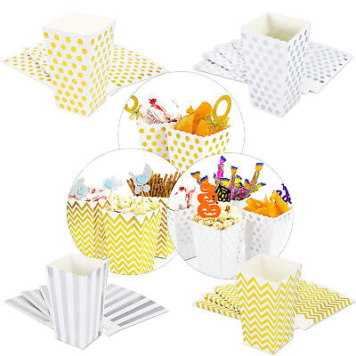 hachtel Tüten Set 32 Stück Party Feier Tisch Dekoration (Boxen Party)