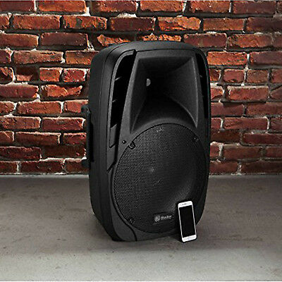 1500W Party Speakers Bluetooth Portable Floor Dj Equipment Sound System Karaoke - Party Equipment