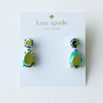 Kate spade New York fancy that double drop earrings