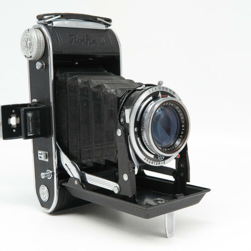 FW Rolfix II w/ Trinar 1:3.5 105mm - Case - Fine vintage condition