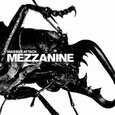 MASSIVE ATTACK - MEZZANINE (V40 LIMITED EDITION) 2 VINYL LP  11 TRACKS  NEU