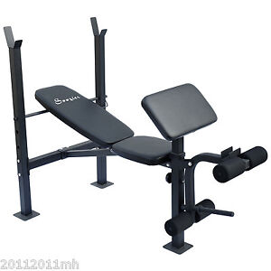 Soozier Fitness Abdominal Bench Hyperextension Ab Trainer