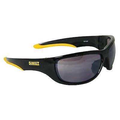 DeWalt DPG94-6C Dominator Safety Glasses, Silver Mirror Lens