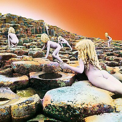 LED ZEPPELIN HOUSES OF THE HOLY REMASTERED 180 GRAM VINYL ALBUM