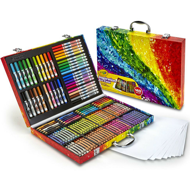 Drawing Art Set Painting Color Artist Kit Pencil Crayon Mark