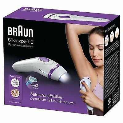 Braun Silk-expert 3 IPL Lichthaarentferner BD3001 Haarentferner