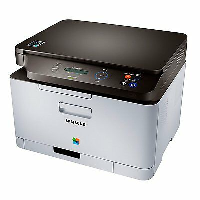 Samsung Xpress C460W Wireless Multifunction Color Laser Printer - Refurbished